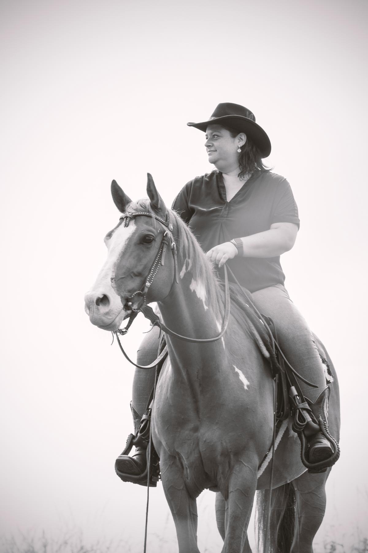 Sonny Quarter Horse Horsemanship Westernfotos